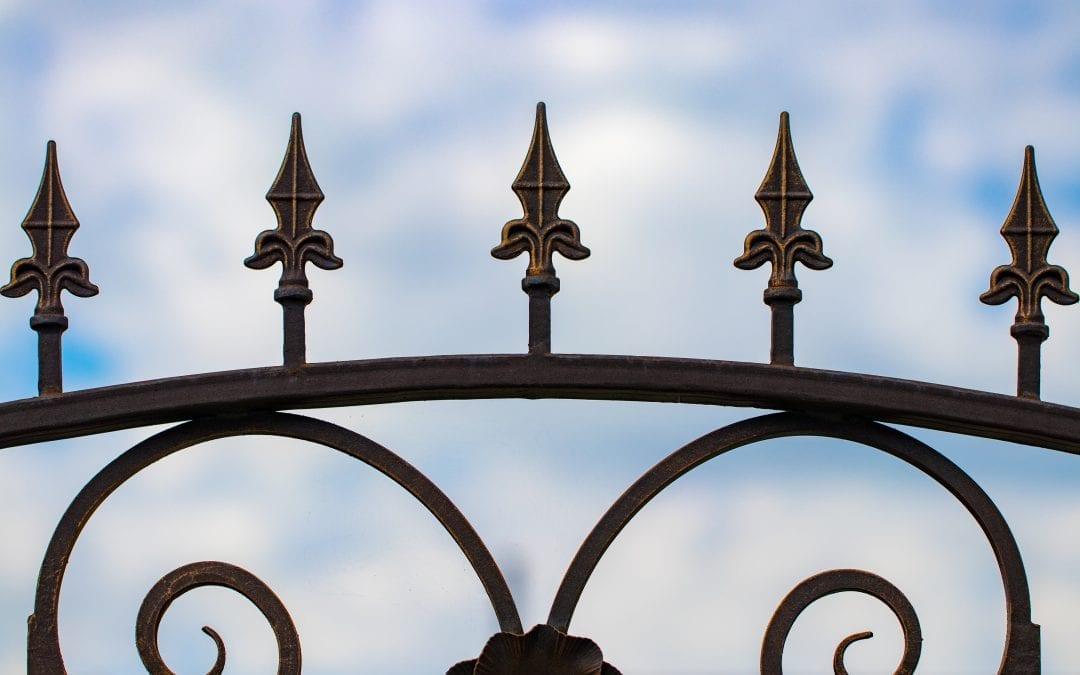 norfolk fabrication ornamental metal forged gate