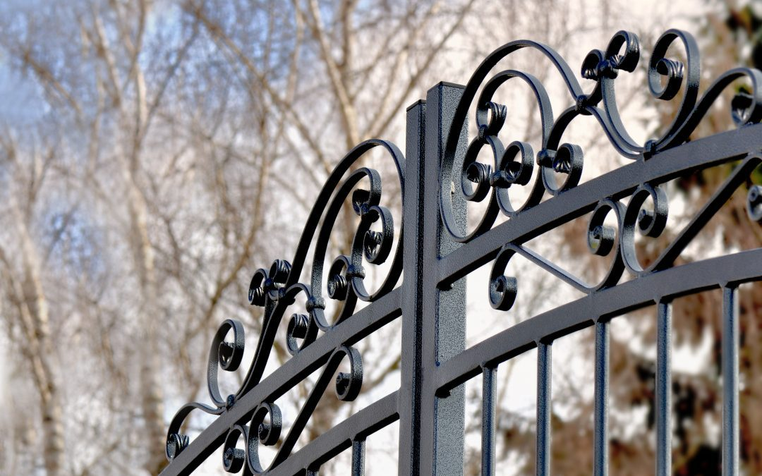 6 Maintenance Tips For Your Residential Metal Gates